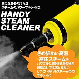 高圧洗浄機 掃除用品3気圧 100℃高圧蒸気洗浄 ハンディスチームクリーナー (B048)