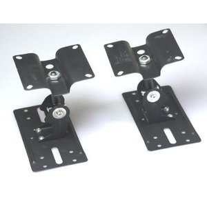 スピーカー用 汎用天吊り取り付け金具2個セット スピーカーブラケット スタンド|mikannnnnn