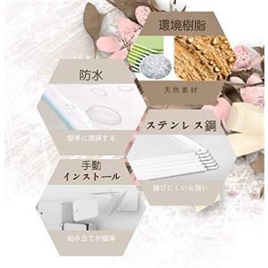 MIXED 組み立て式 シューズボックス DIYブーツラック 靴箱 靴収納ボックス 防塵・防汚・防水 かび対策 大容量 おしゃれ 白 2*5|mikannnnnn