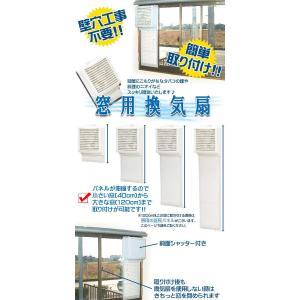 日本電興(NIHON DENKO) 窓用換気扇 FW-20G mikannnnnn