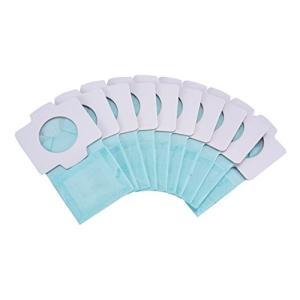 マキタ 充電式クリーナー(4072、4073、4076DW、4093)用 紙パック 抗菌仕様 10枚...