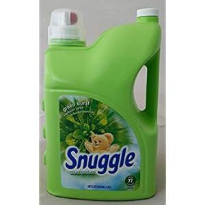 スナッグルグリーンバースト 衣類用柔軟剤 5.55L