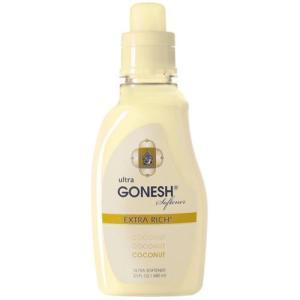 GONESH ガーネッシュ ウルトラ ソフナー 柔軟剤 ULTRA SOFTENER (ココナッツ COCONUT)|mikannnnnn