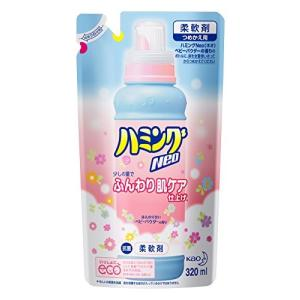 ハミングNeo ベビーパウダーの香り つめかえ 320ml|mikannnnnn