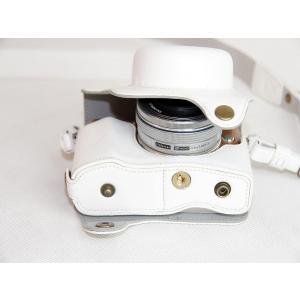 オリンパス E-PL7 E-PL8 EPL7 EPL8 E PL7 E PL8 14-42mm カメラケース、koowl 手で作った最高級の|mikannnnnn