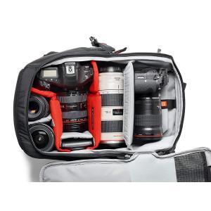 Manfrotto カメラリュック Pro-lightコレクション 15L 三脚取付可 PC収納可 レインカバー付属 ブラック MB PL-|mikannnnnn