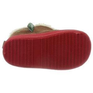 はらぺこあおむし ブーツ HA01352 ブラウン 15cm(15 cm) 2E