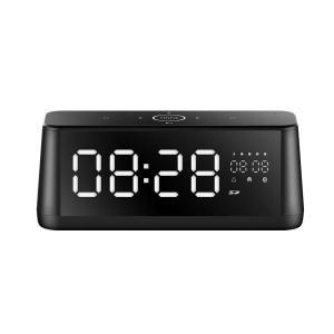 MIFA A30 Bluetooth スピーカー 置き時計 目覚まし時計 スヌーズモードあり ワイヤレス 30W タッチパネル TWS 時計|mikannnnnn