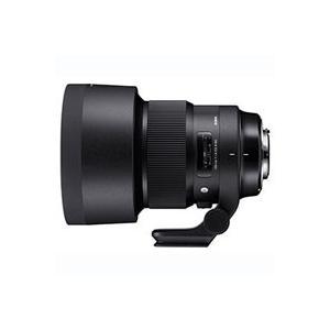 SIGMA[シグマ] 105mm F1.4 DG HSM | Art シグママウント