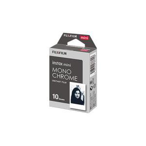 FUJIFILM[フジフィルム] instax mini モノクローム [チェキフィルム モノクローム]|mikasacamera