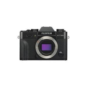 富士フイルム ミラーレス一眼カメラ FUJIFILM X-T30 ボディ  ブラック