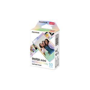 【メール便対応可】FUJIFILM[フジフィルム] instax mini MERMAID TAIL [チェキフィルム マーメイドテイル]|mikasacamera