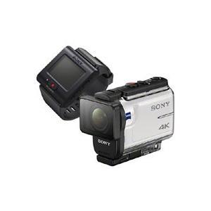 SONY[ソニー] FDR-X3000R W ライブビューリモコンキット|mikasacamera