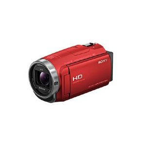SONY[ソニー] HDR-CX680 レッド|mikasacamera