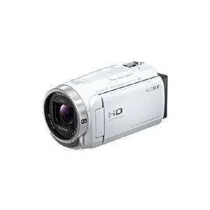 SONY[ソニー] HDR-CX680 ホワイト|mikasacamera