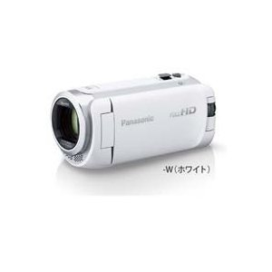 Panasonic[パナソニック] HC-W590M ホワイト|mikasacamera