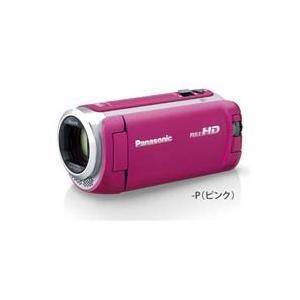 Panasonic[パナソニック] HC-W590M ピンク|mikasacamera