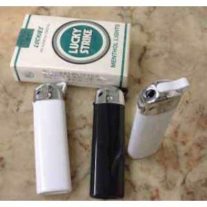 CR リオ 電子ライター 100円ライター 1000個入り 白 または 黒 |mikawatk