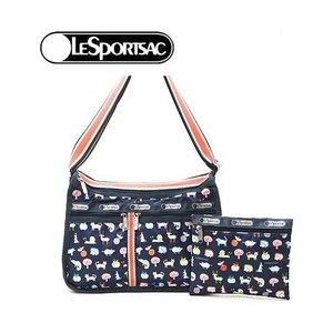Lesportsac レスポ 7507 DELUXE EVERYDAY BAG  7507-D031 LIL'GUYS|mikawatk