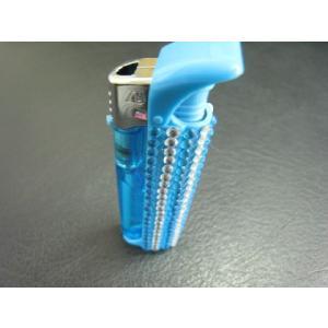 楽チャッカ きらきら 6個   電子ライター6個セット|mikawatk