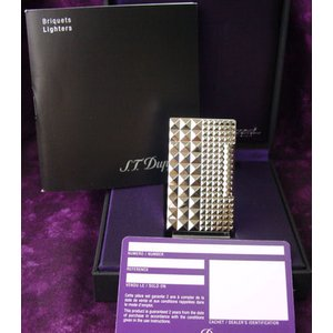 S.T デュポン ライター ダイヤモンドヘッドシリーズ #16066|mikawatk