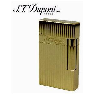 S.T デュポン ガスライター 新ロゴ #16827|mikawatk