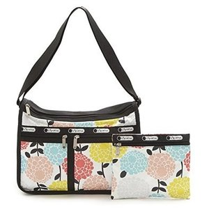 Lesportsac レスポ 7507 DELUXE EVERYDAY BAG  7507-D563 Garden Mum|mikawatk