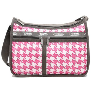 Lesportsac レスポ 7507 DELUXE EVERYDAY BAG  7507-D597 Chic Pink|mikawatk