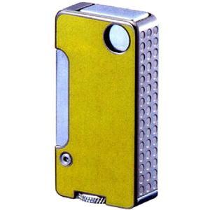 verus ウェルス オイルライター 黄色ラッカー verusclh|mikawatk