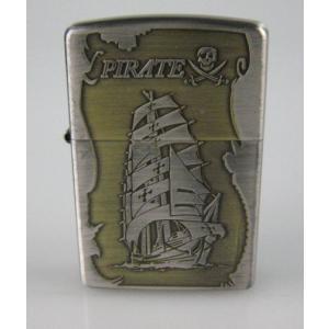 ZIPPO 海賊船 z-10163|mikawatk