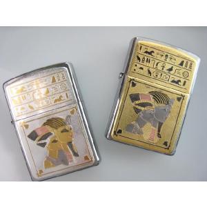 US Zippo 彫金シリーズ エジプト  Egypt|mikawatk