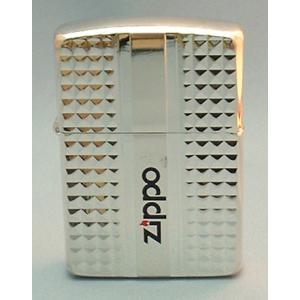 US Zippo Armor Case Diamond Cutting. 格子柄|mikawatk