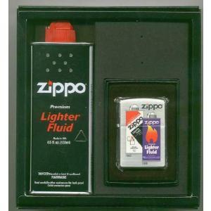 オイル缶デザイン US zippo&オイル ギフトセット|mikawatk