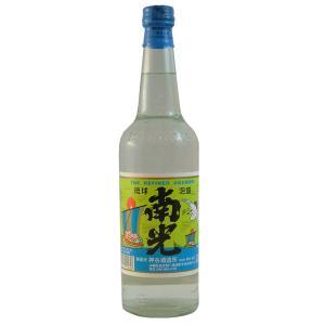 琉球泡盛 南光クリアボトル 30度 600ml mikawaya4783