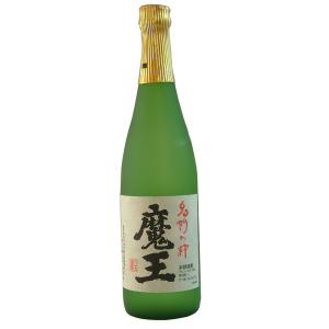 芋焼酎 魔王 25度 720ml|mikawaya4783