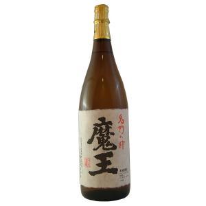 芋焼酎 魔王 25度 1800ml|mikawaya4783