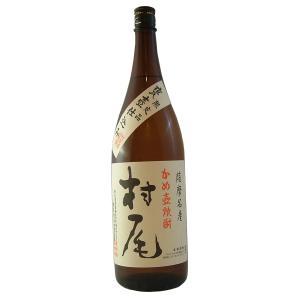 芋焼酎 村尾 25度 1800ml|mikawaya4783
