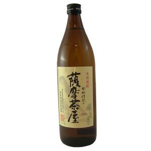 芋焼酎 薩摩茶屋 900ml|mikawaya4783