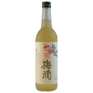 紀州「蜂蜜梅酒」 12度 720ml|mikawaya4783
