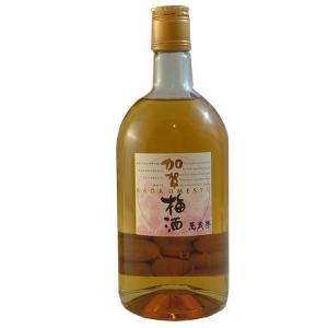 加賀梅酒 14.5度 720ml|mikawaya4783