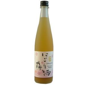 國盛にごり梅酒 8度 500ml|mikawaya4783