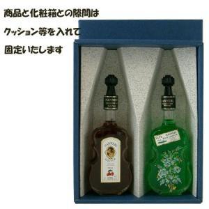 ヴァイオリン・リキュール ピーチ・アネモネデザイン 20度 100ml 【正規品】 mikawaya4783 03