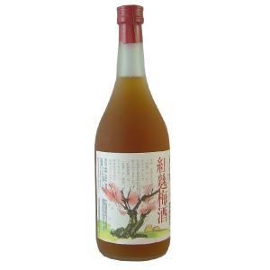 里香梅 紅麹梅酒 12.5度 720ml