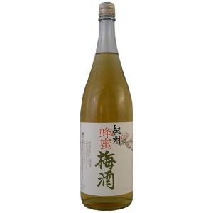 紀州「蜂蜜梅酒」 12度 1800ml|mikawaya4783