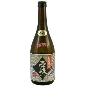麦焼酎 壱岐 25度 720ml|mikawaya4783