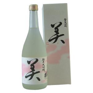 蓬莱泉 純米大吟醸「美」 720ml 15度〜16度|mikawaya4783