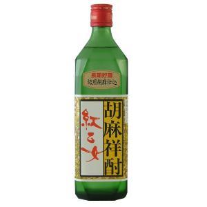 胡麻焼酎 紅乙女(長期貯蔵) 25度 720ml|mikawaya4783