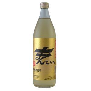 黒糖焼酎 まんこい 25度 900ml|mikawaya4783
