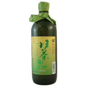抹茶焼酎 抹茶泉 25度 720ml|mikawaya4783