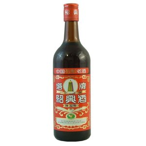 紹興酒「塔牌(とうはい)」花彫 陳5年 16度 600ml|mikawaya4783